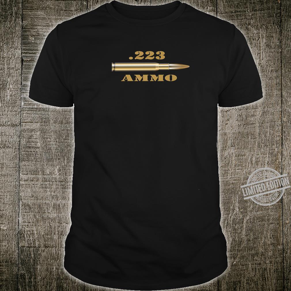.223 AMMO Shirt