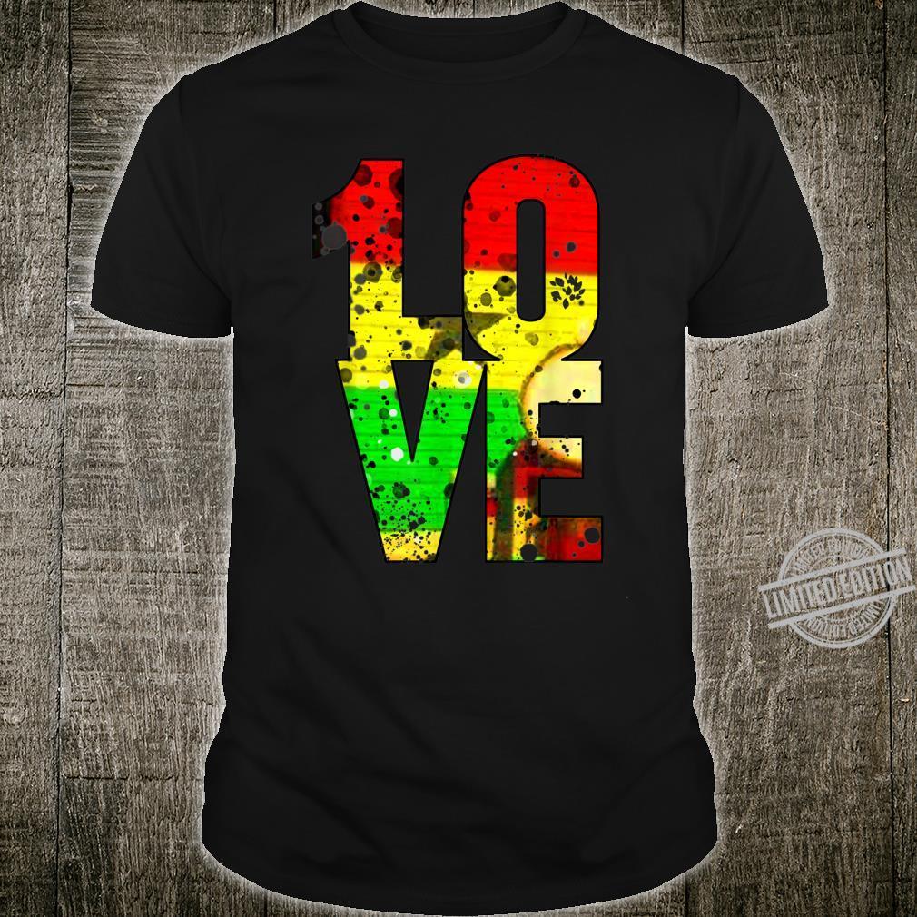 1 LOVE Shirt