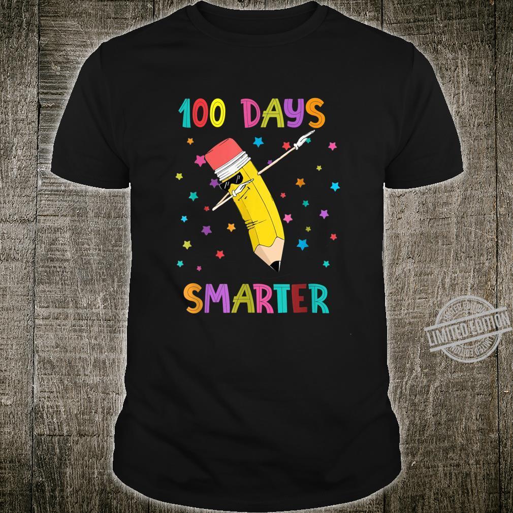 100th Day Smarter 100 Days of School Shirt