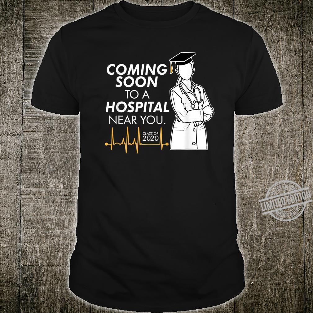 2020 Graduation Nursing School Graduates Doctor Shirt