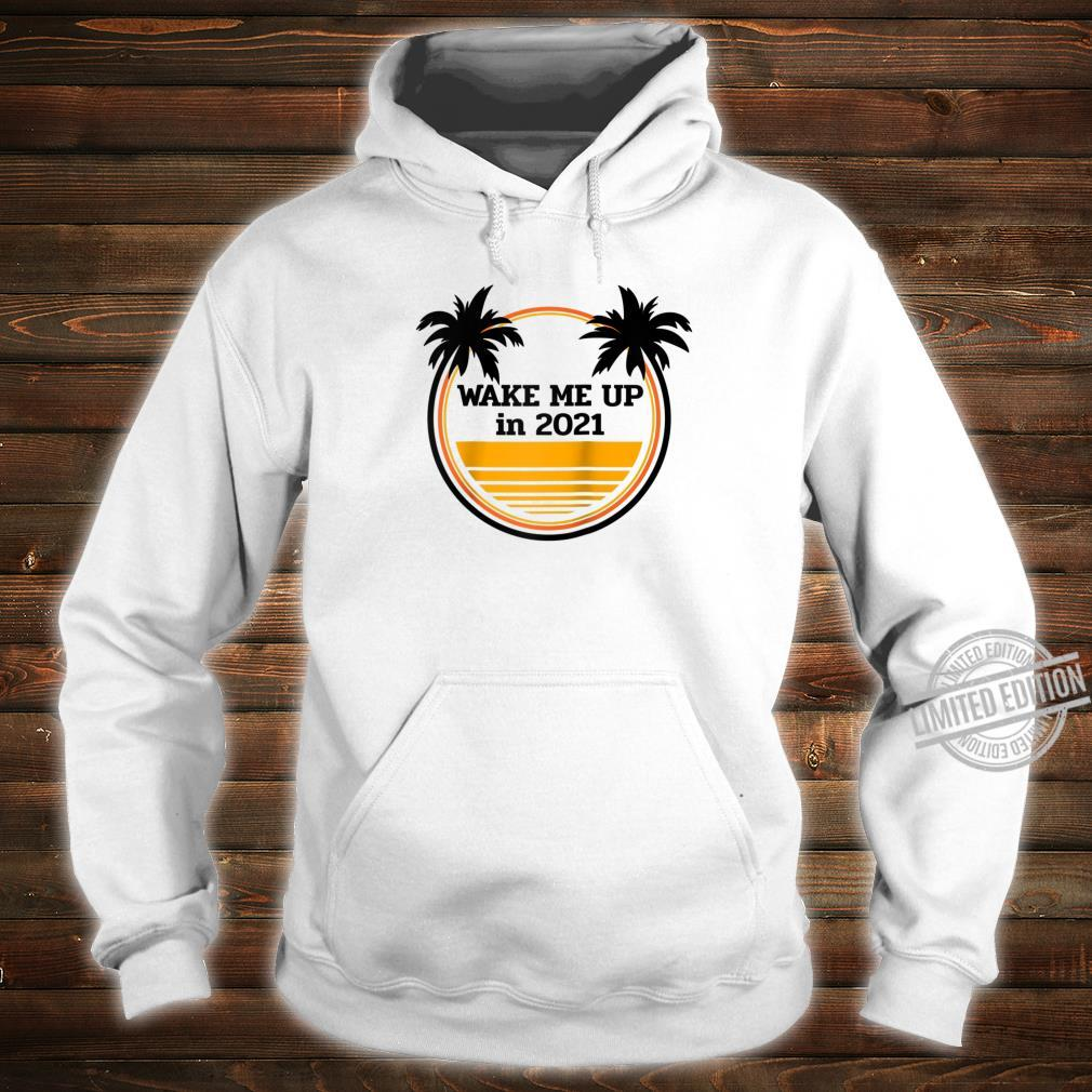 2020 Statement Sarcastic Saying About Worst Year Shirt hoodie