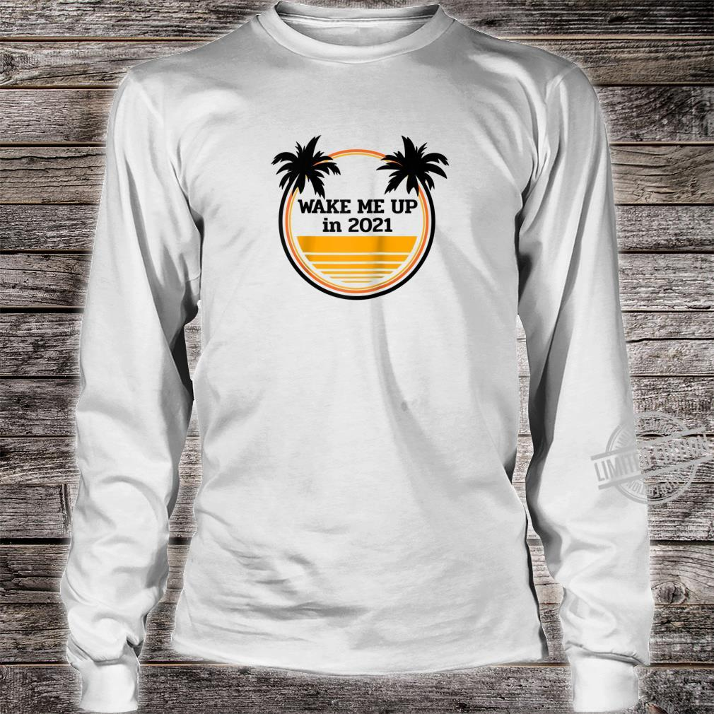 2020 Statement Sarcastic Saying About Worst Year Shirt long sleeved
