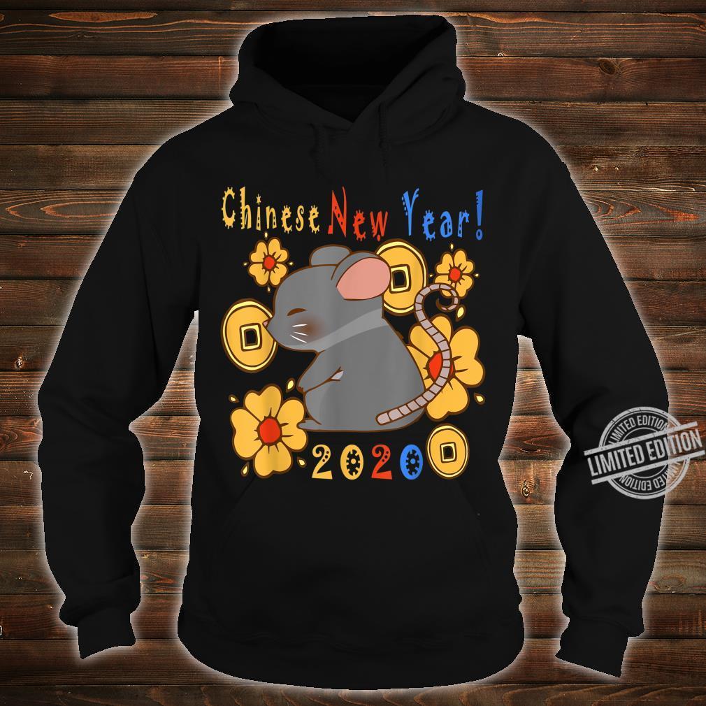2020 Year Of The Rat Happy New Year Chinese Shirt hoodie