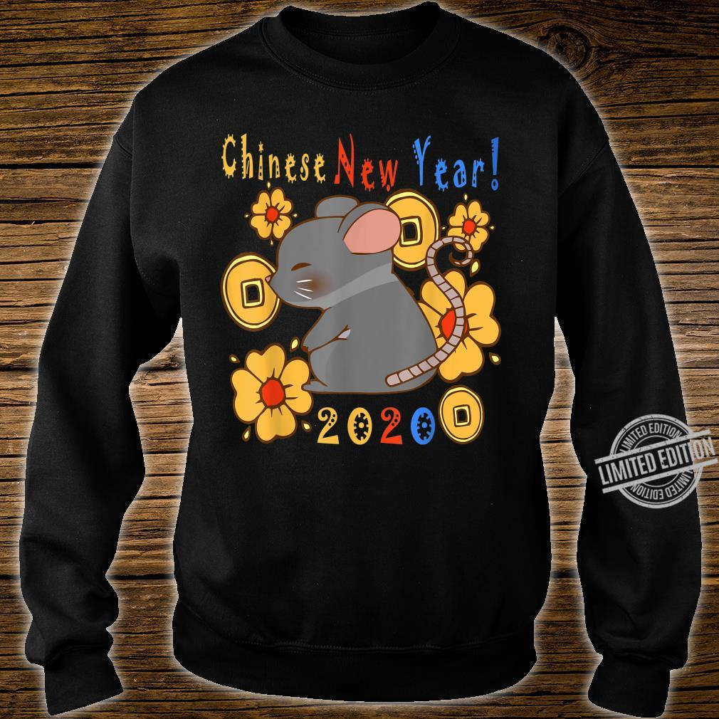 2020 Year Of The Rat Happy New Year Chinese Shirt sweater