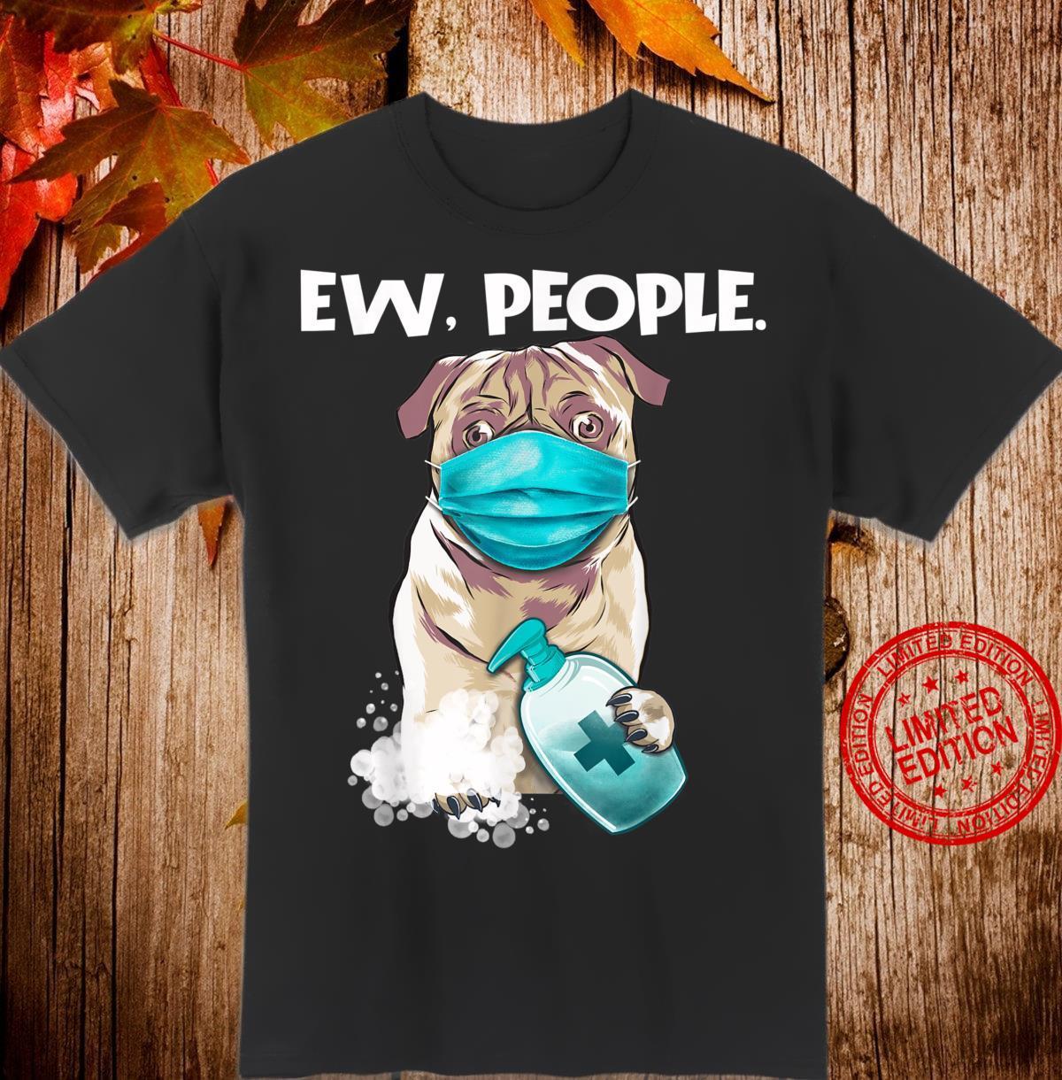 2020 is Boo Sheet Halloween Ghost Wearing A Mask Shirt