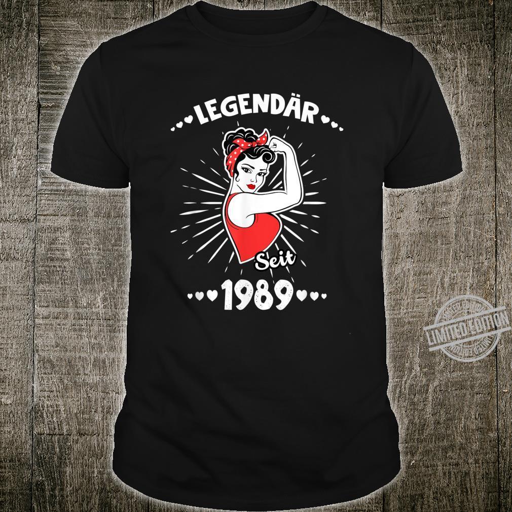 31 geburtstag frau lustig Shirt