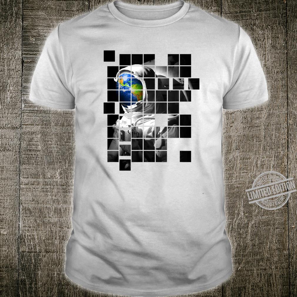 50. Jahrestag der Erde 2020 Rette den Planeten Astronaut Shirt