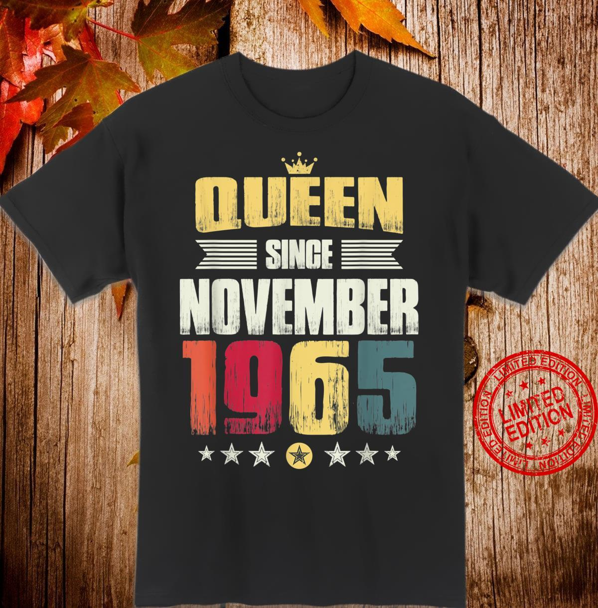 54th Birthday Party, Queen Since November 1965 Shirt