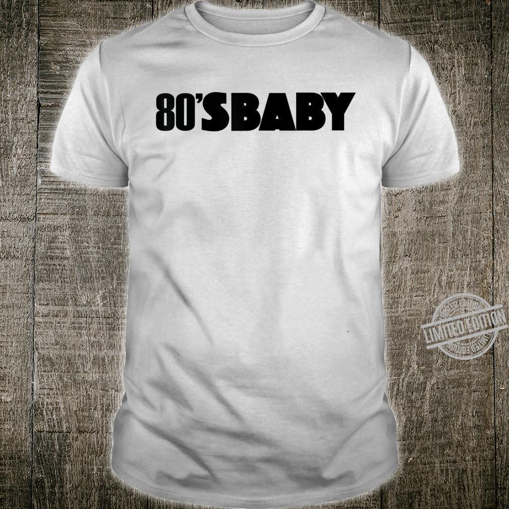 80's Baby Shirt