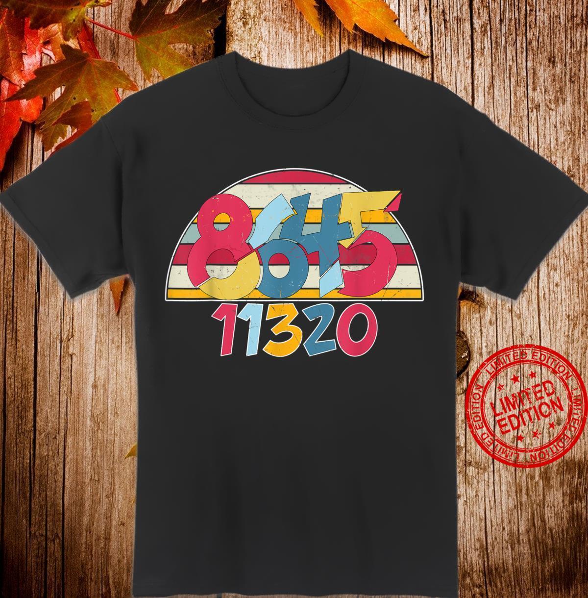 86 45 Shirt 86451132020 Anti Trump Election Classic Vintage Shirt