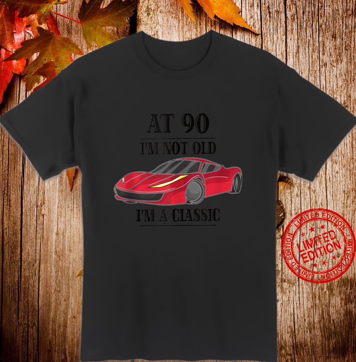 90th Birthday Apparel Shirt