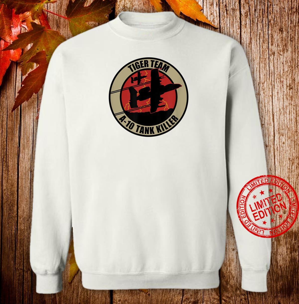 A10 Tank Killer Shirt sweater
