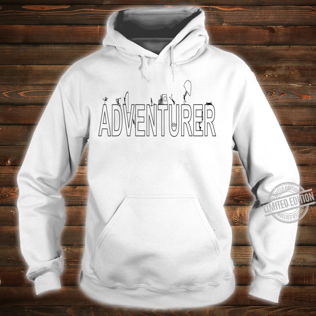 Adventurer Shirt hoodie