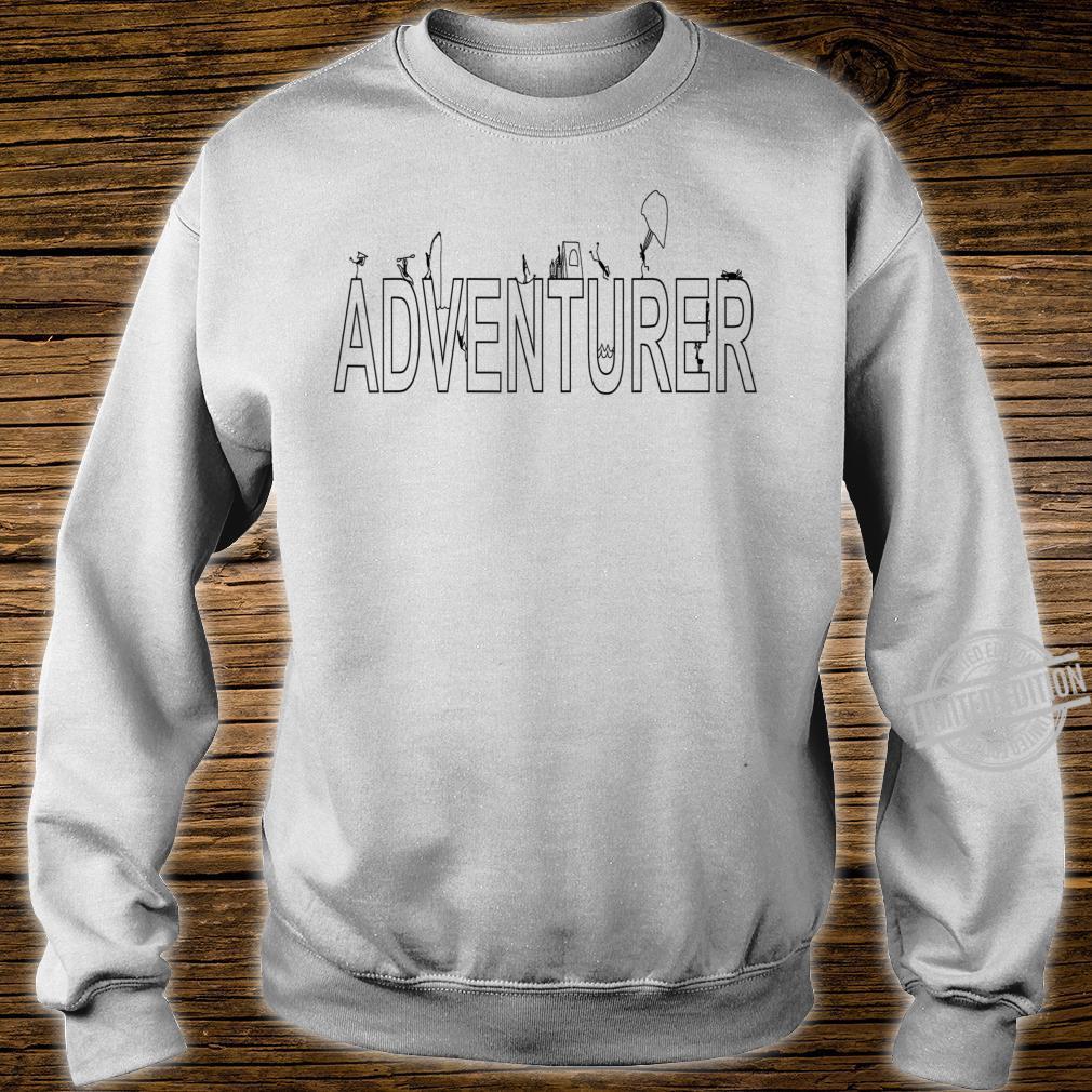 Adventurer Shirt sweater