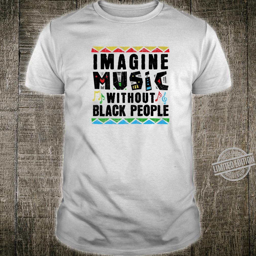 African American Pride Black Culture Music Roots Shirt