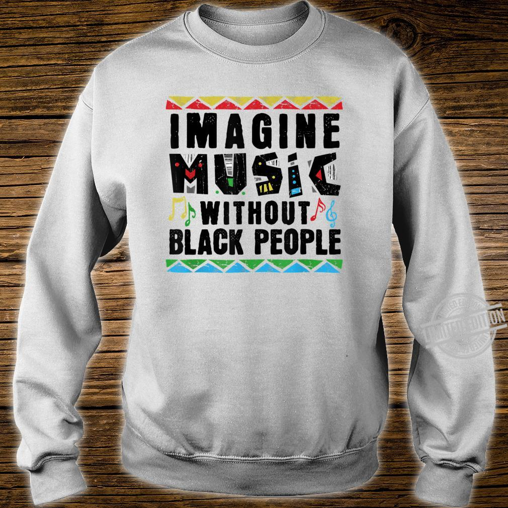 African American Pride Black Excellence Music History Roots Shirt sweater