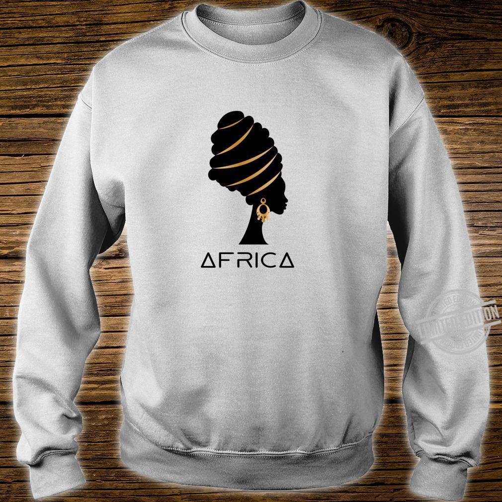 African Artistic Melanin Africa History Pride Heritage Shirt sweater