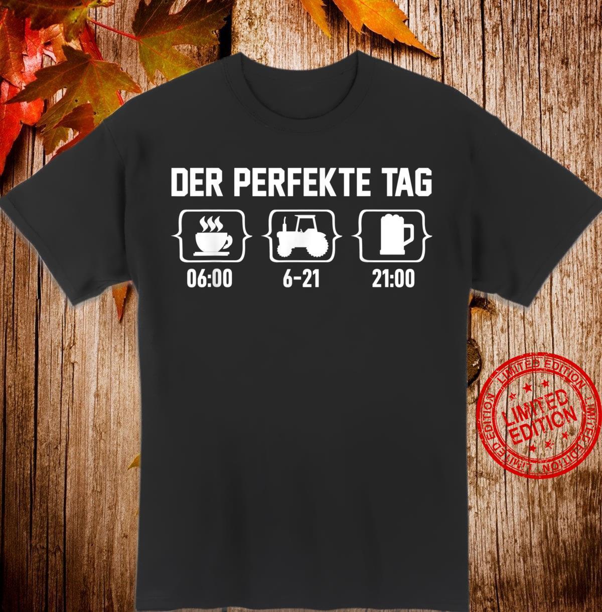 Agrarier Agronom Farmen Sämann Viehwirtschaft Farmerin Bio Shirt