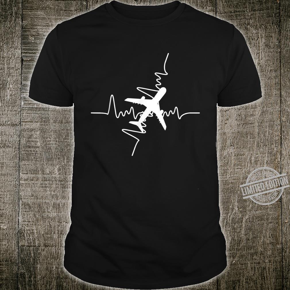 Airplane Radar Control Airfield Air Traffic Controller Shirt