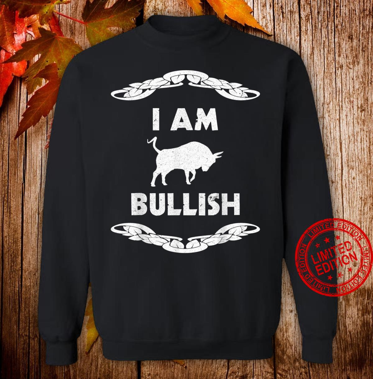 Aktien Börse Trading Aktienmarkt Geschenk Shirt sweater