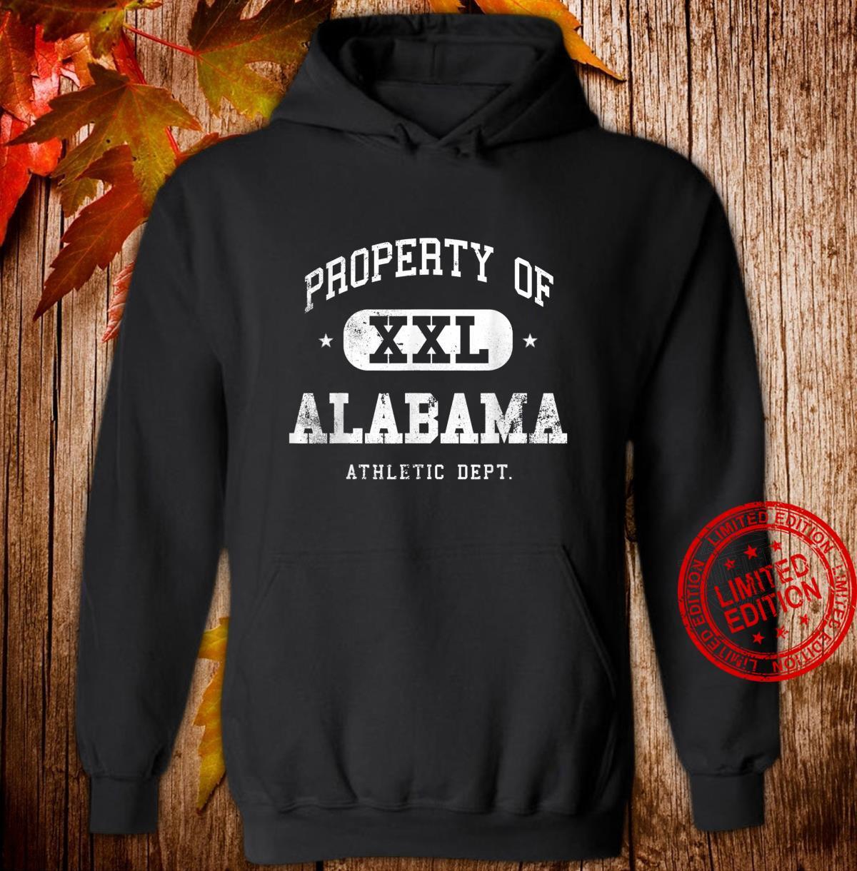 Alabama Vintage Sport Property Athletic Shirt hoodie