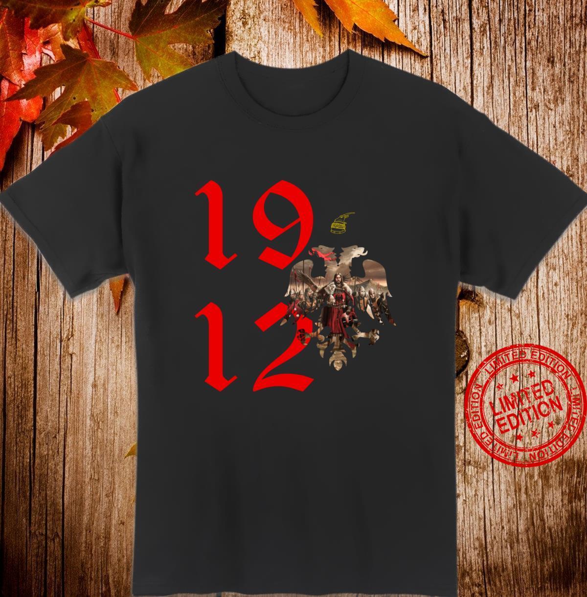 Albanian 1912 Shirt