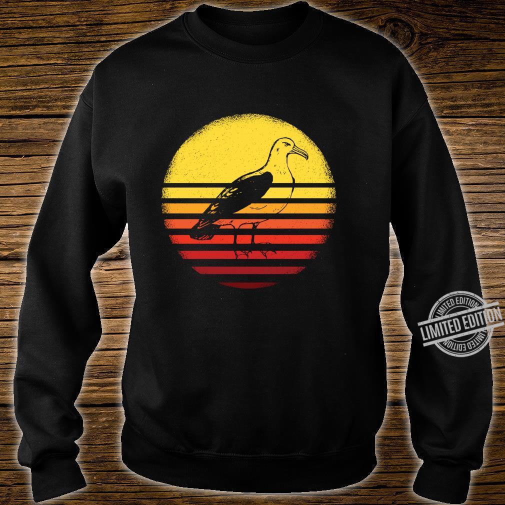 Albatross Shirt Vintage Albatross Retro Albatross Shirt sweater