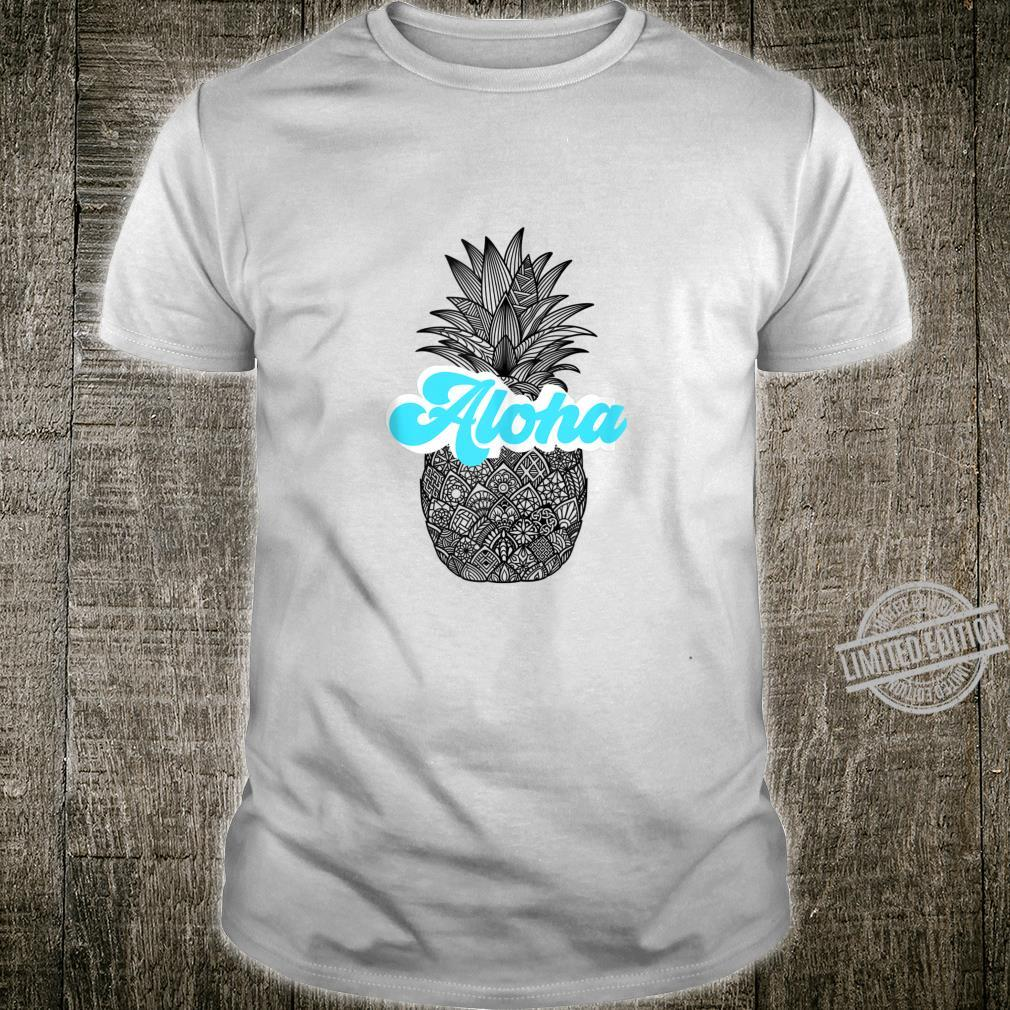 Aloha Pineapple Zen Shirt