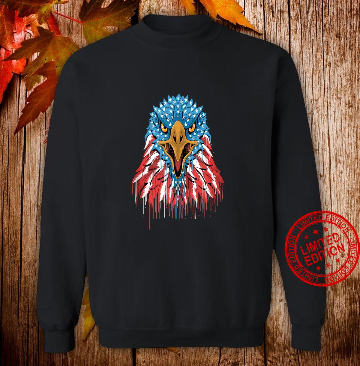America American Eagle Bald Eagle Patriot Shirt sweater