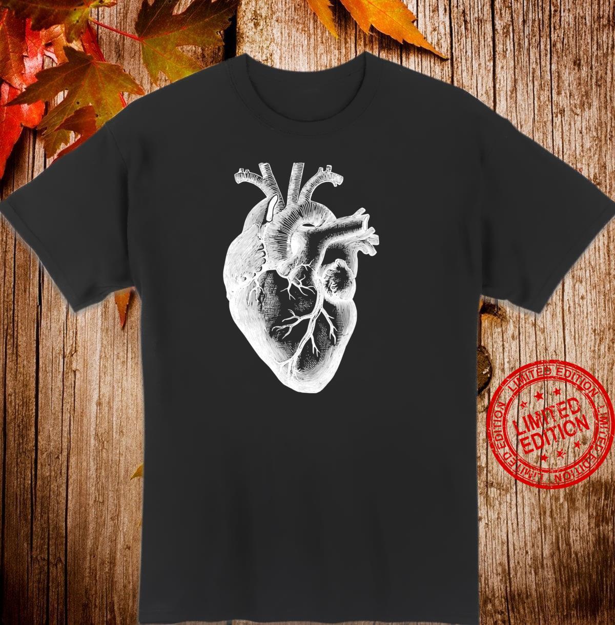 Anatomical Human Heart medical doctor Heart anatomy Shirt