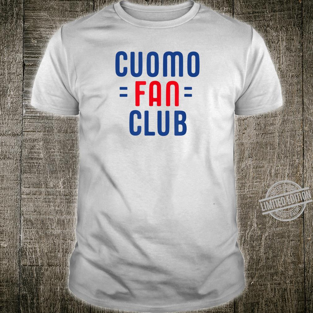 Andrew Cuomo Fanclub Geschenk Shirt