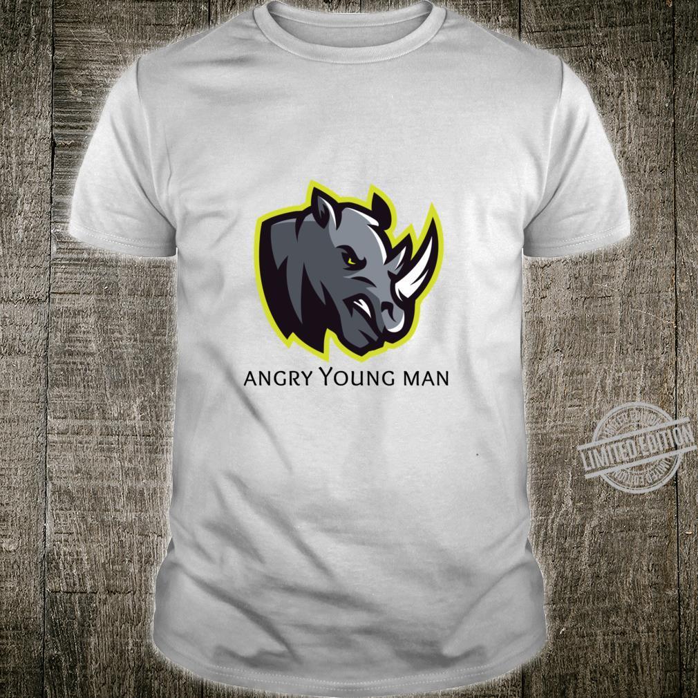 Angry Racerback Shirt