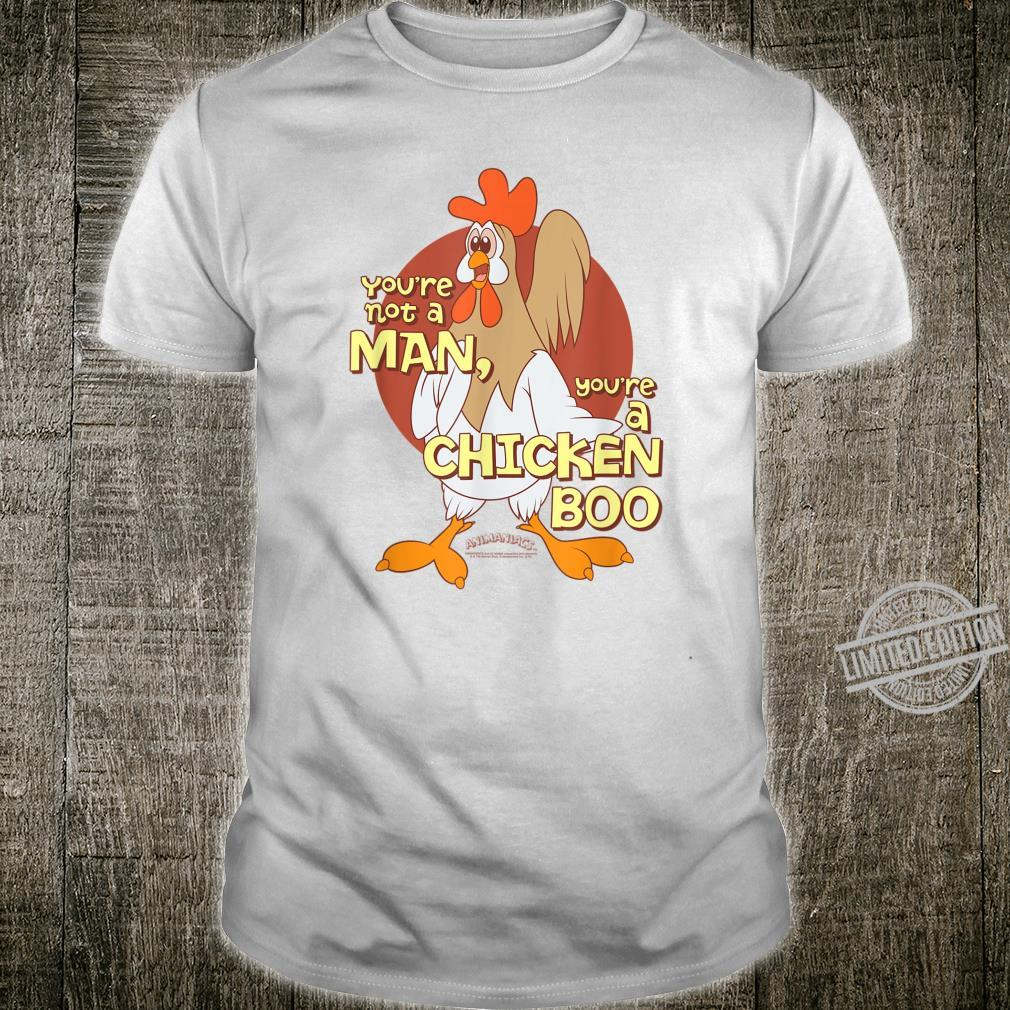 Animaniacs Chicken Boo Shirt