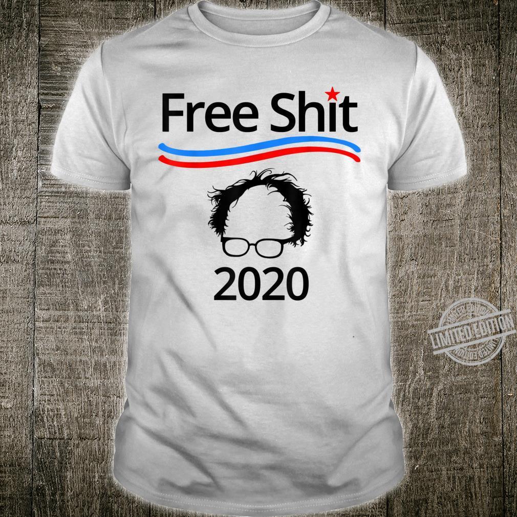 AntiBernie Sanders Shirt Free Shit 2020 Conservative Shirt