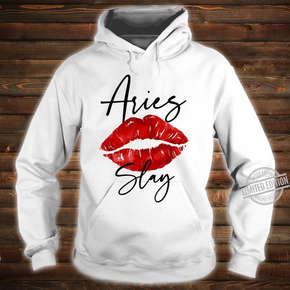 Aries Slay Hoodie
