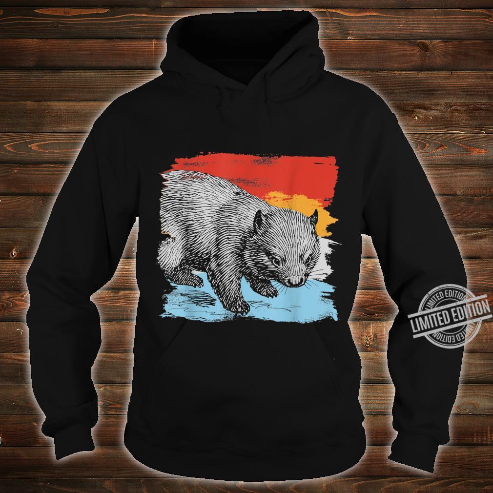 Australia Wombat Shirt hoodie