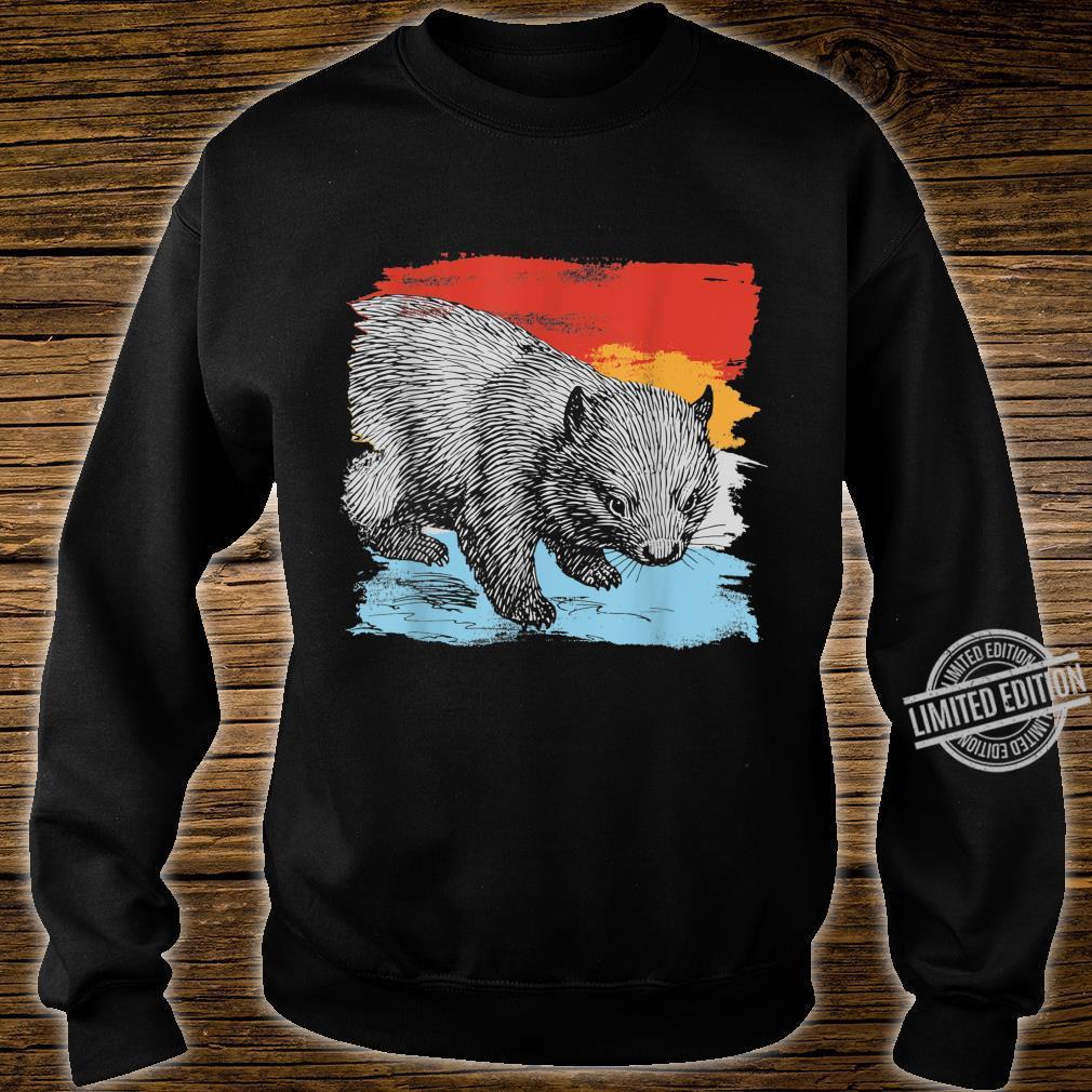 Australia Wombat Shirt sweater