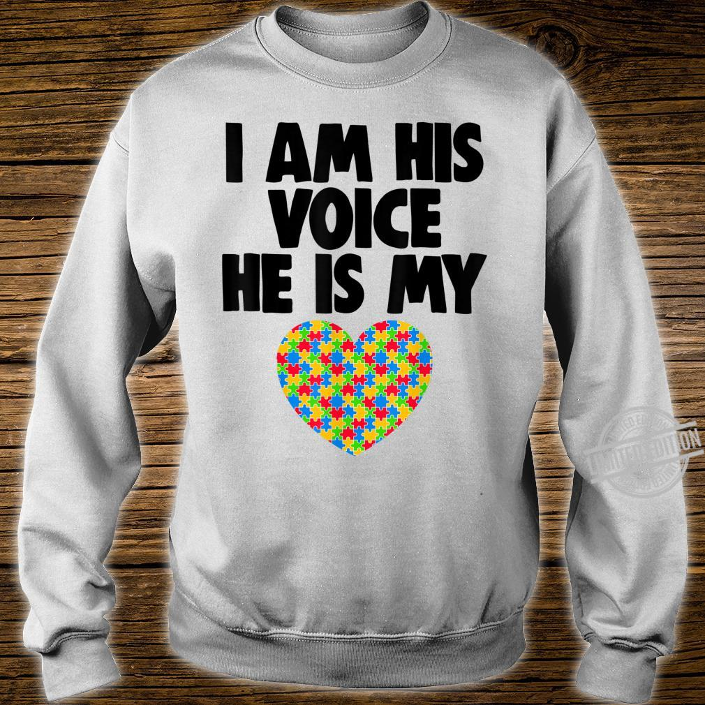 Autismus Herz Bewusstsein Hemden Herz Frauen Geschenk Shirt sweater