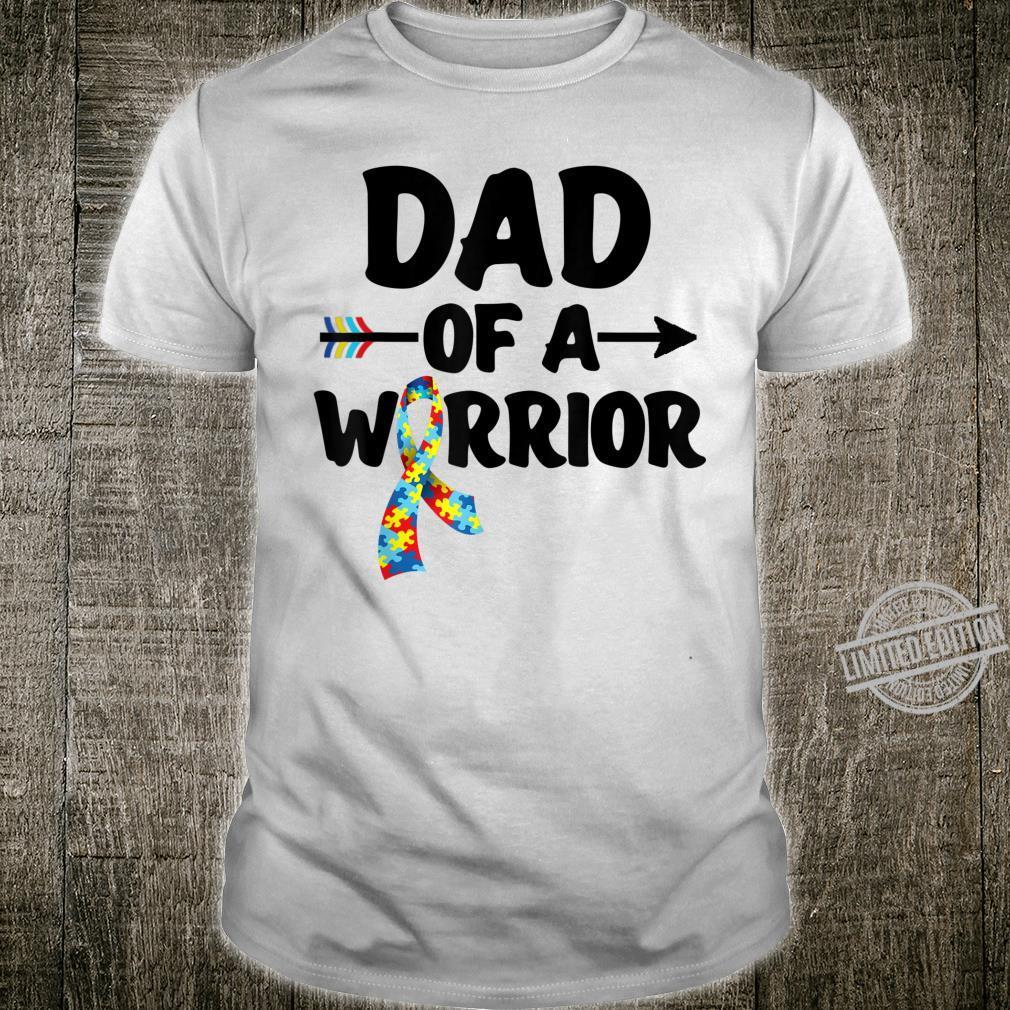 Autismus Krieger Hemden Männer Krieger Papa Geschenk Shirt