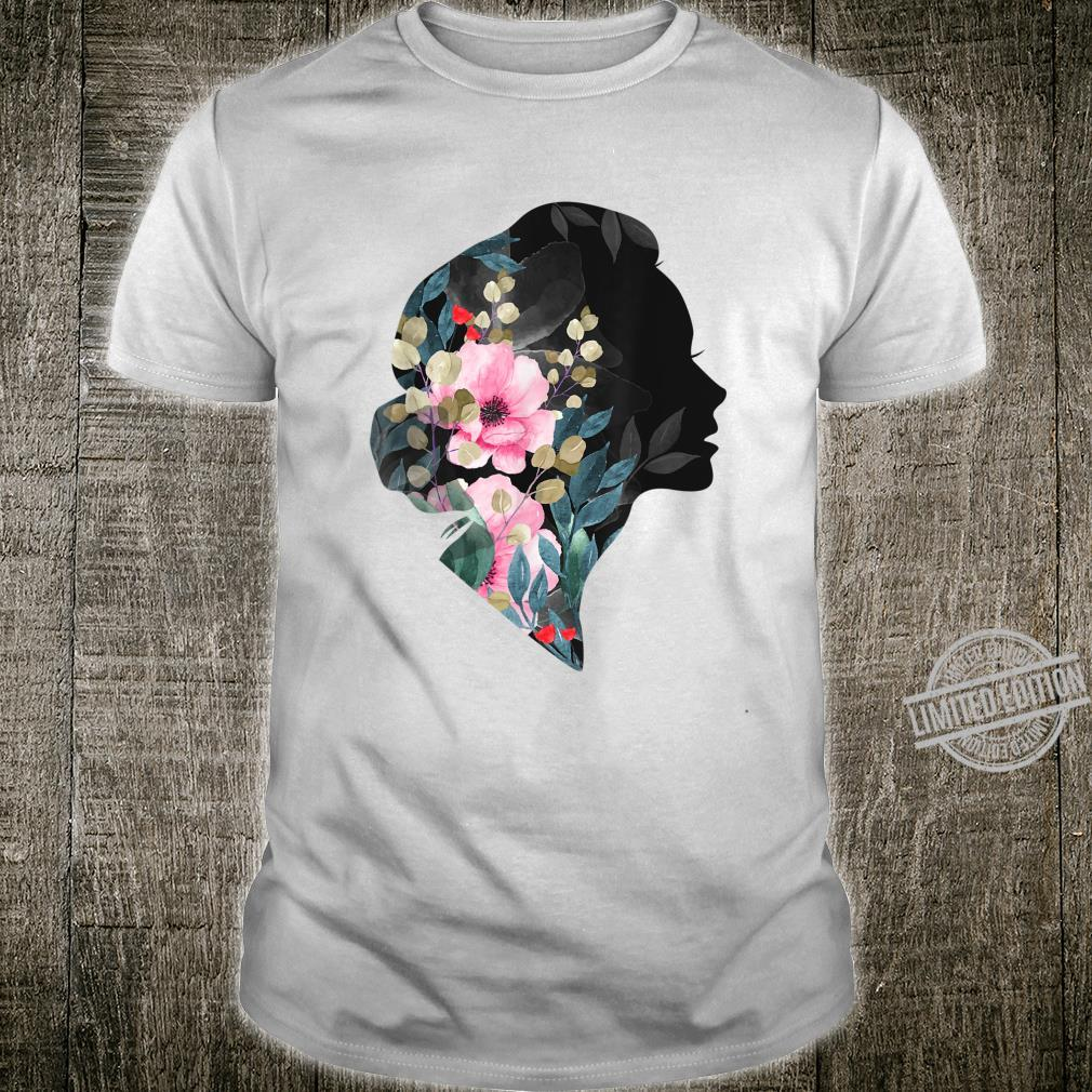 Awesome Girls, Women's Day 8The March, Floral's Shirt