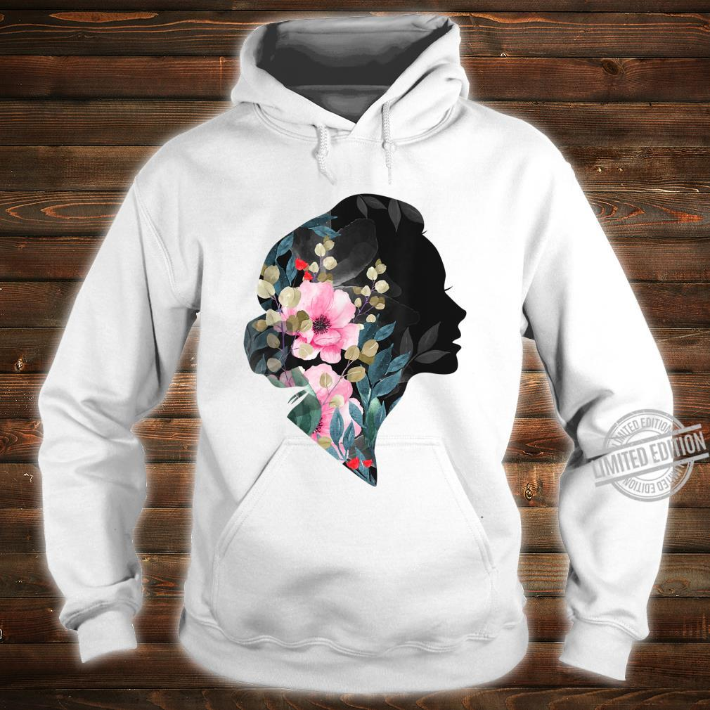 Awesome Girls, Women's Day 8The March, Floral's Shirt hoodie