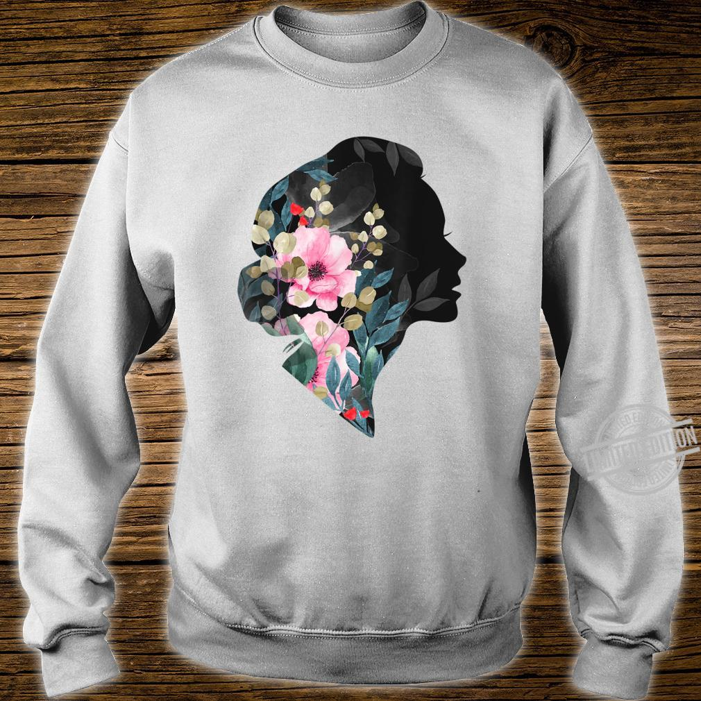 Awesome Girls, Women's Day 8The March, Floral's Shirt sweater