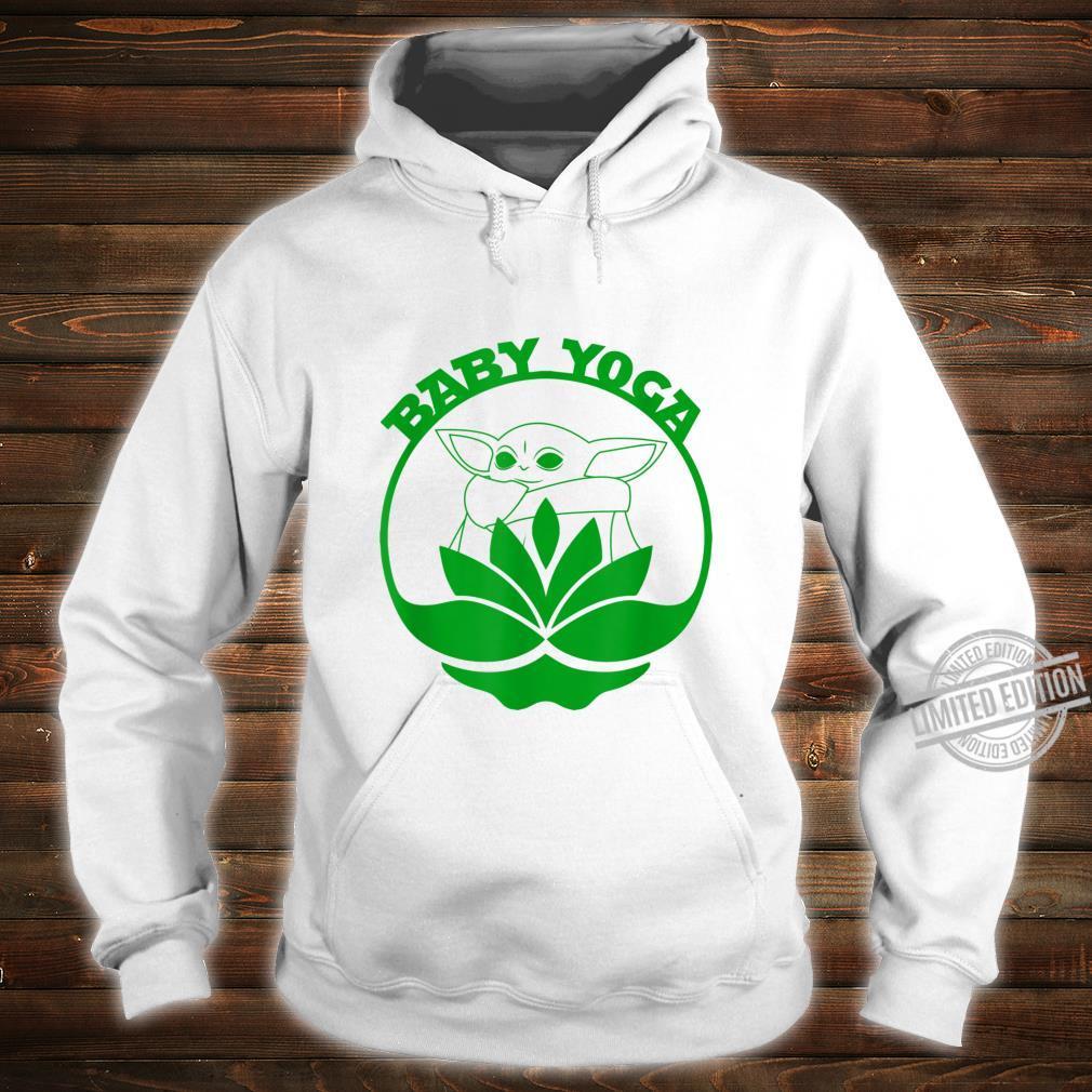 Baby Yoga Cute Fitness Meditation Shirt hoodie