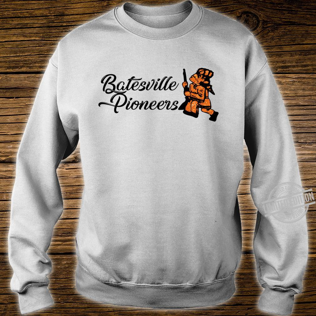 Batesville Pioneers Glitter Racerback Shirt sweater