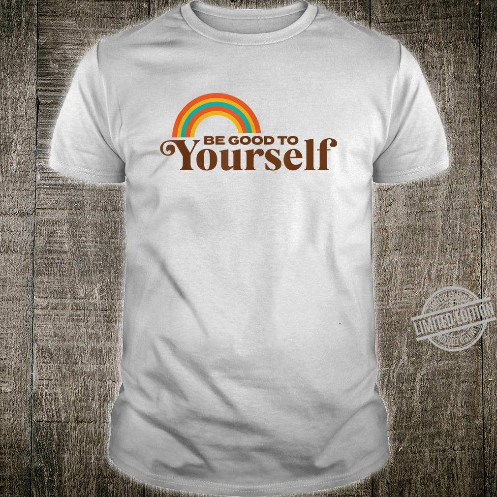 Be Good to Yourself 2020 Spring Collection Shirt