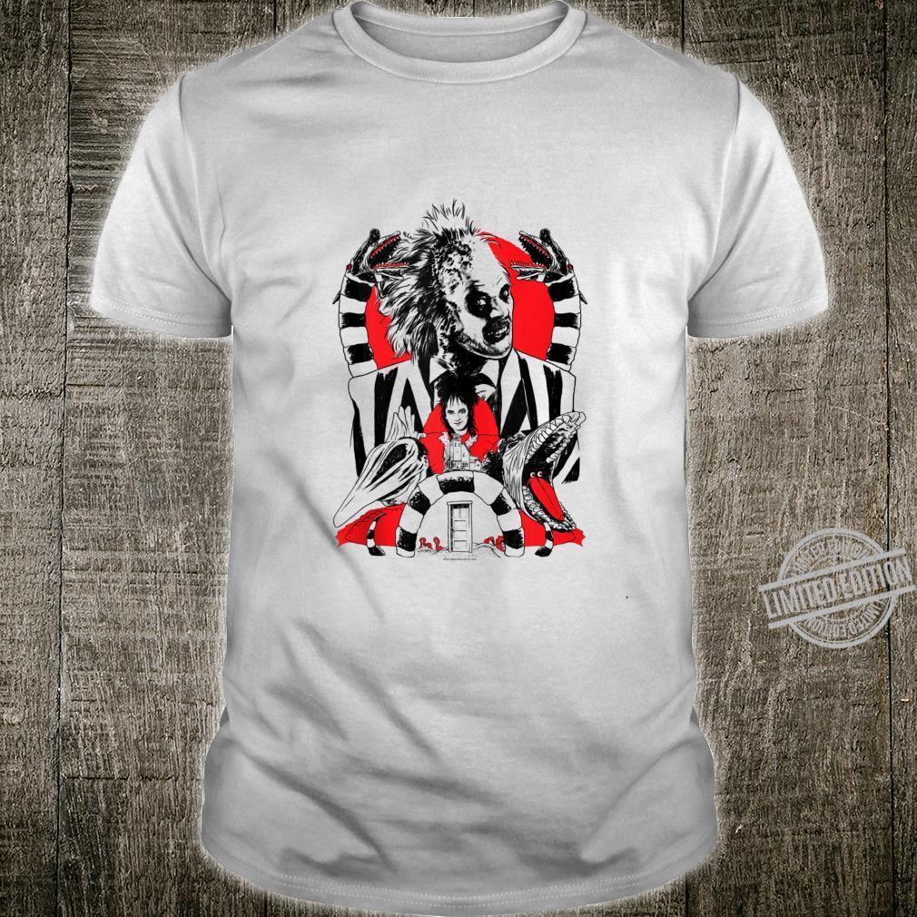 Beetlejuice Collage Shirt