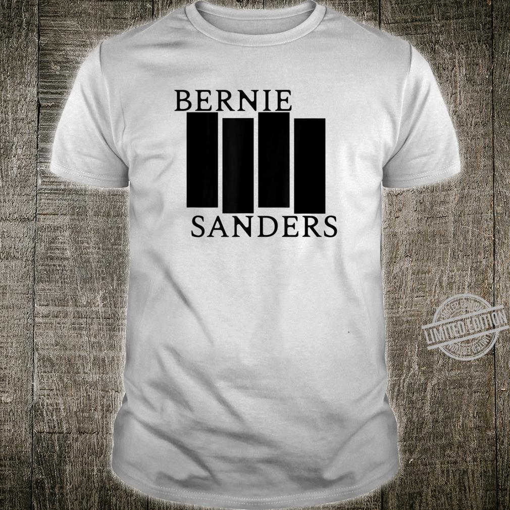Bernie 2020 Not Me U.S. Bernie Sanders Black Vintage US Flag Shirt
