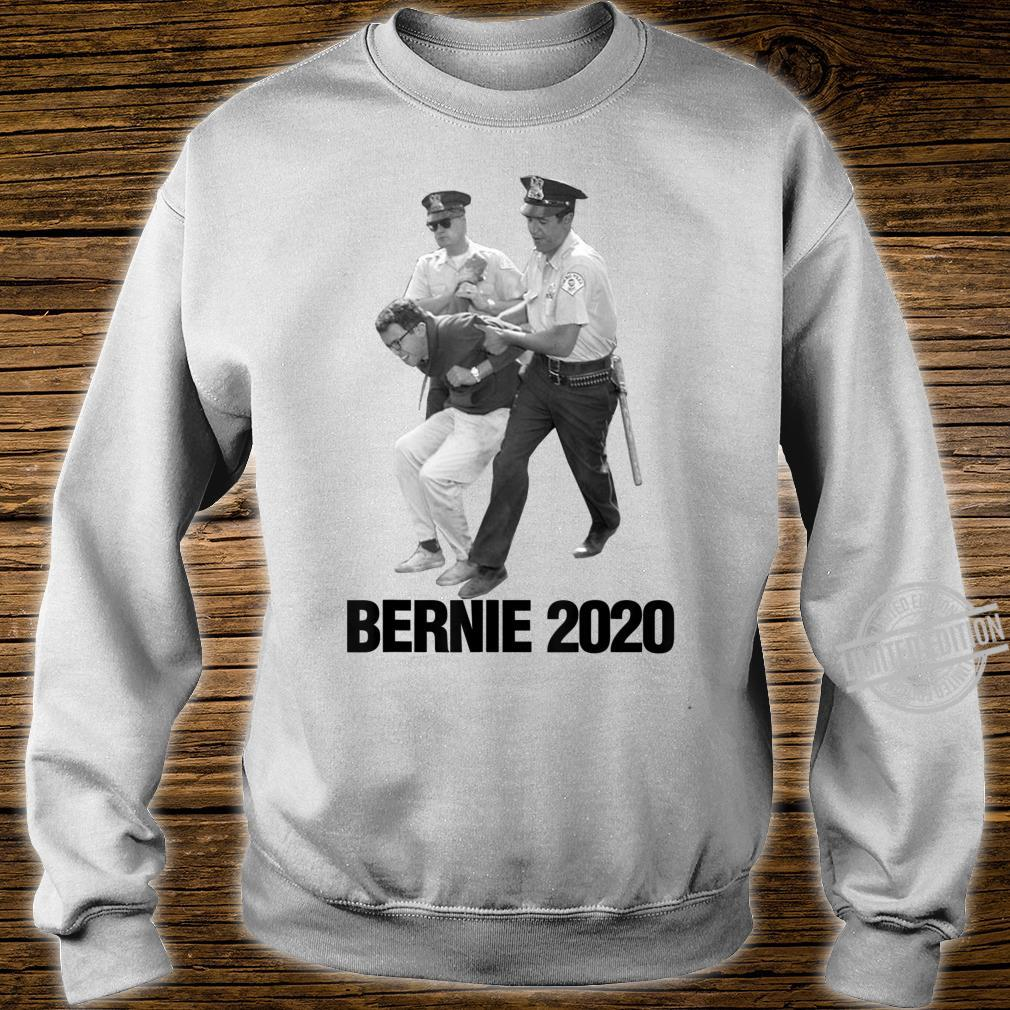 Bernie Sanders 2020 Protest Arrest Young Activist Shirt sweater