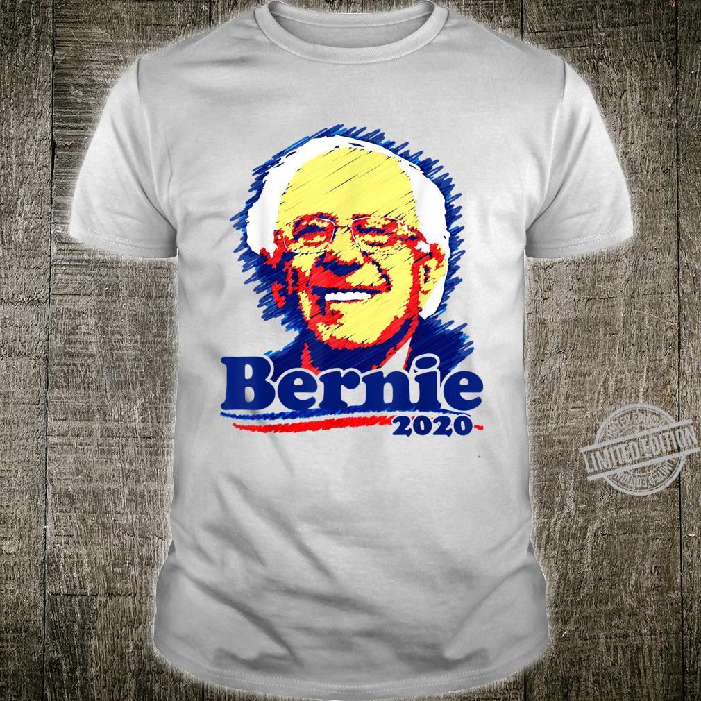 Bernie Sanders 2020 US President Election Political Democrat Shirt