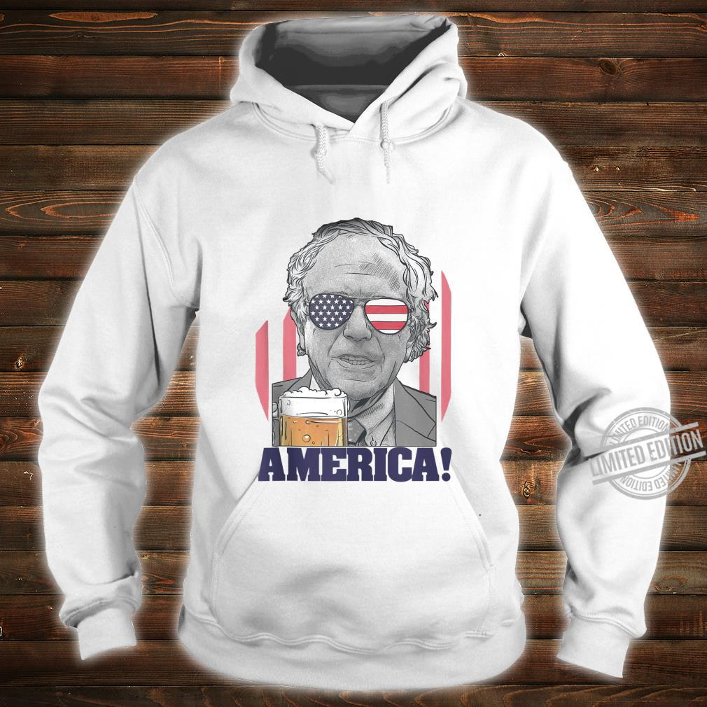 Bernie Sanders Shirt 2020 4th of July American Flag Shirt Shirt hoodie